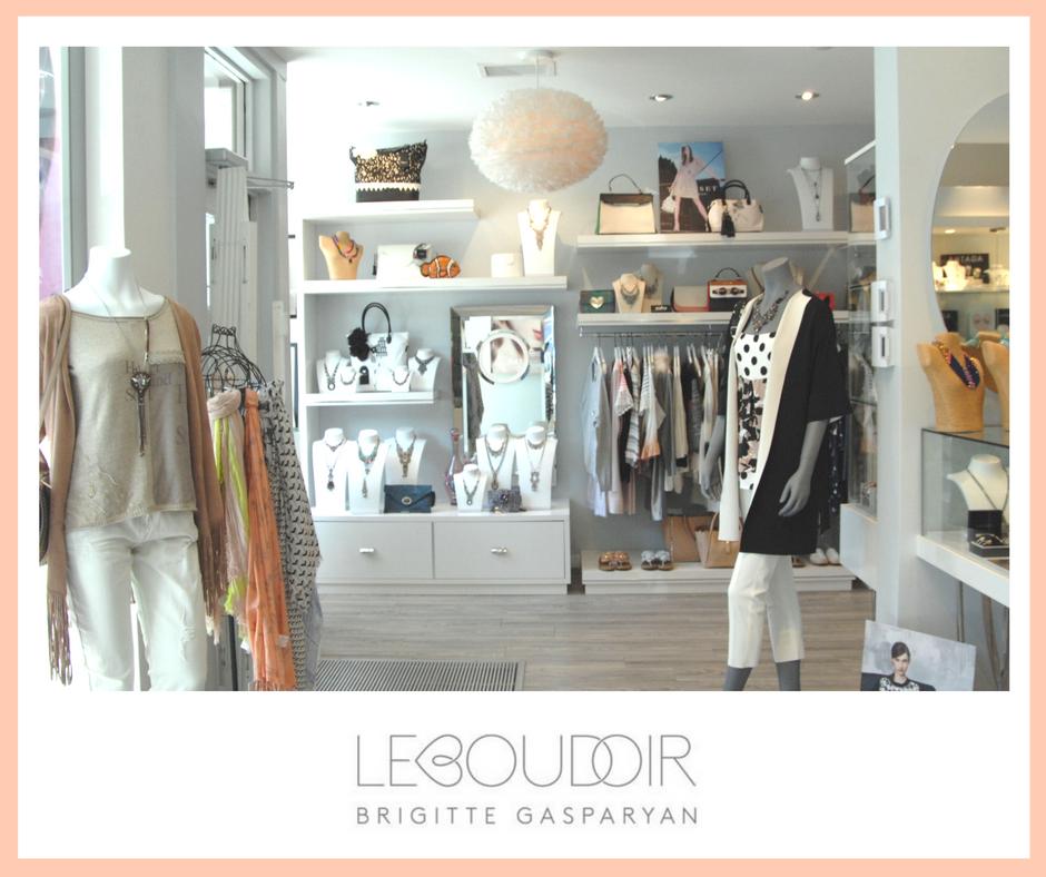 Le Boudoir boutique inside (2)